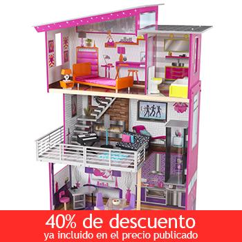 "COSTCO ONLINE: Casa de muñecas ""Luxury"" Kidkraft"