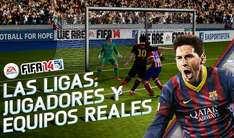 FIFA 14 disponible gratis para iPhone y Android