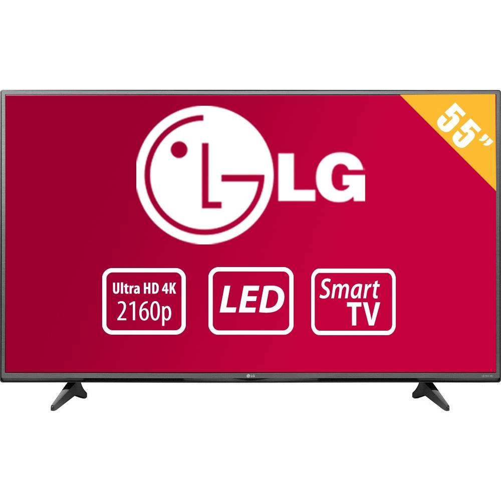 Walmart: Pantalla LG 55 pulgadas LED SMART TV 4K UHD a $14,499