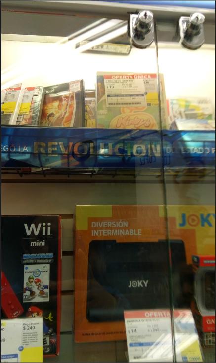 Coppel Las Américas, Mérida: Remate Videojuegos,  WII $890 con 2 juegos y mas