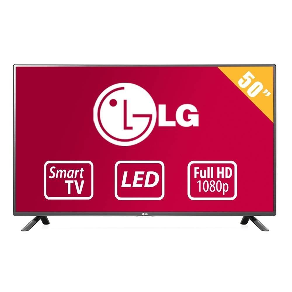 Adelanto Buen Fin Walmart: Smart TV 50'' LG 120 Hz - $8999 Modelo 50LF6100