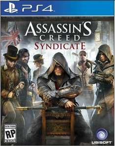 Best Buy: Assassin's Creed Syndicate para PS4