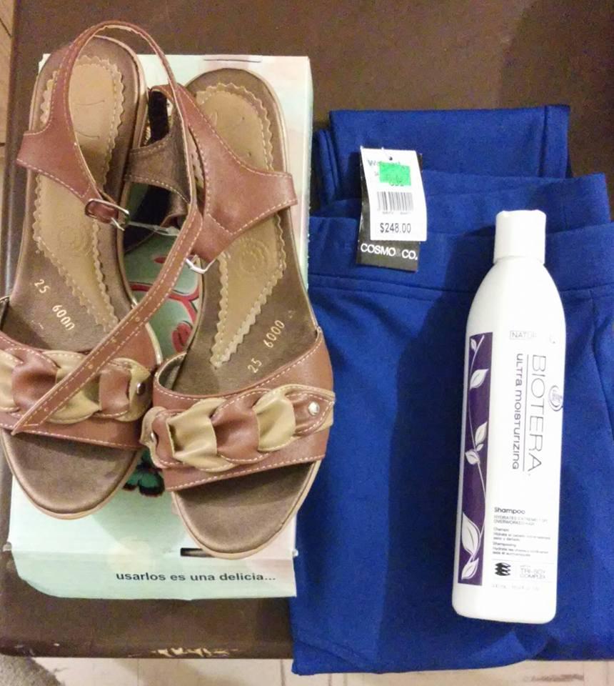 Walmart Zapato Dama  $30.01