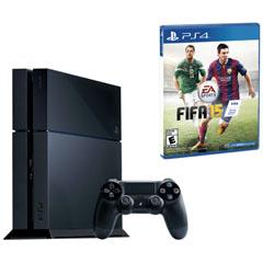 Ofertas de Pre Buen Fin 2015 HEB en linea: - PS4 + Fifa 15