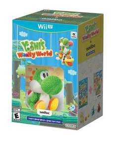 Best Buy: Yoshi Wolly World + Amiibo a $899