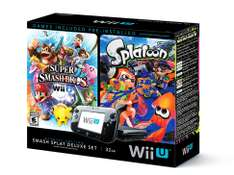 Ofertas El Buen Fin en Liverpool: Wii U 32gb con splantoon + smash bros