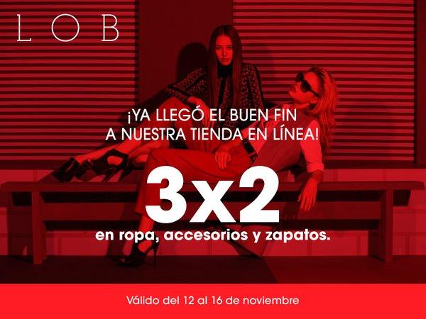Promociones del Buen Fin 2015 en LOB, Scappino, Capa de Ozono, Penguin, Saks y más