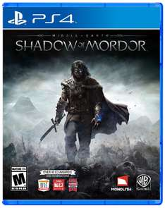 Liverpool: Shadows of Mordor PS4