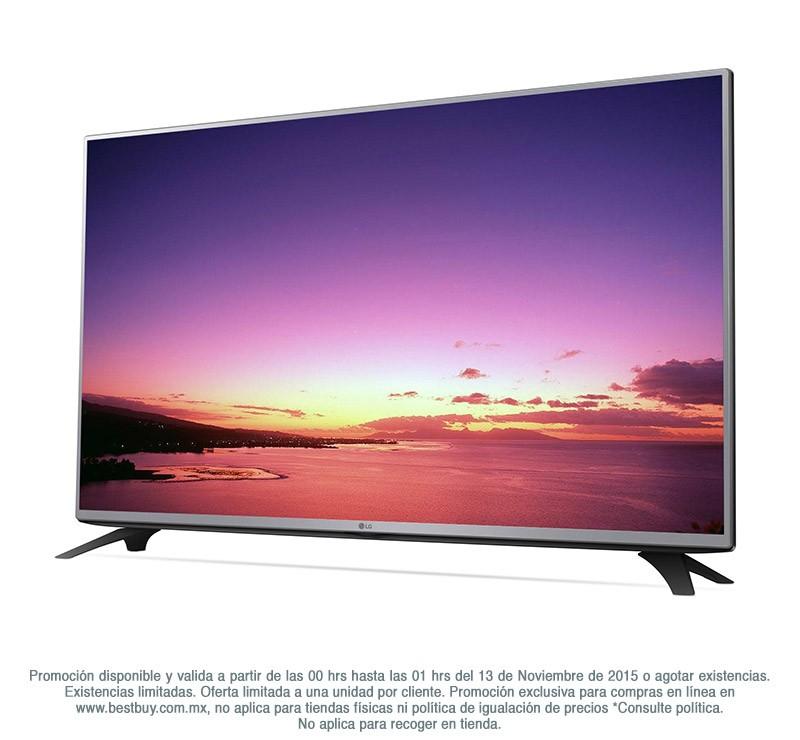 """El Buen Fin en Best Buy pantalla LED Smart TV 43"""" 43LF5900"""