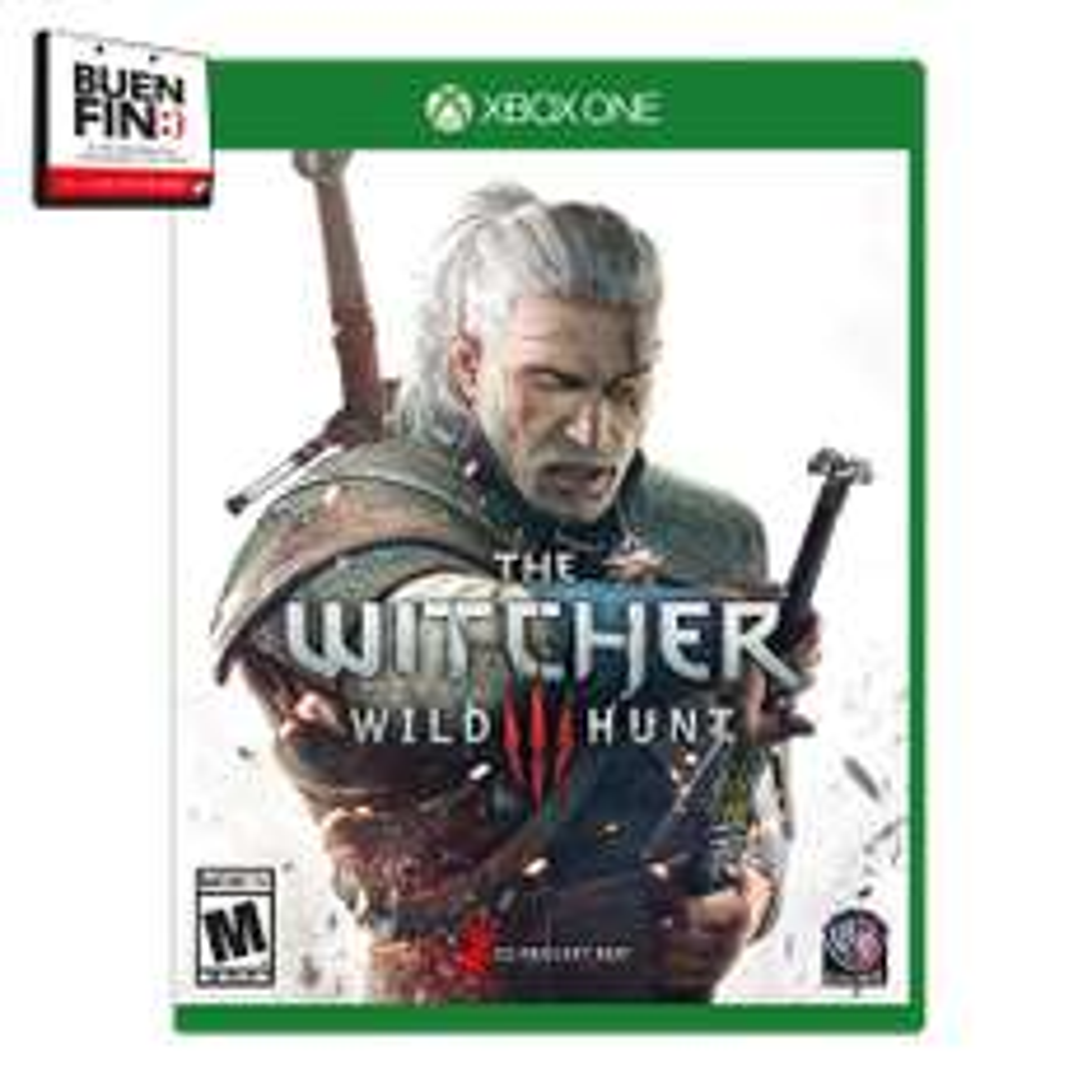 El Buen Fin en Walmart: Te Witcher 3 o Mortal Kombat X a $599