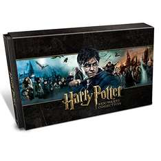 Amazon Oferta Relampago El Buen Fin: Harry Potter Hogwarts Collection a $919!!!