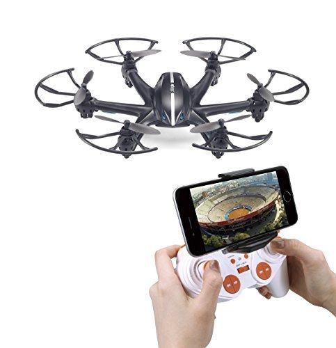 Amazon Oferta Relámpago: Drone 6 Helices con Camara