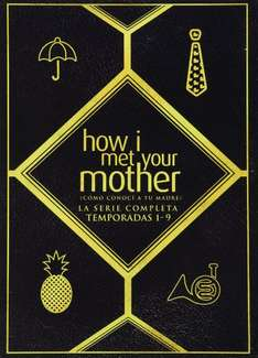 Amazon oferta relampago-How I met You Mother completa en $699