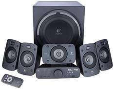 Amazon: Logitech Z906 Surround Sound Speakers