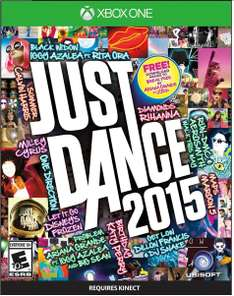 Best Buy: Just Dance 2015 XBOX ONE + Envío Gratis