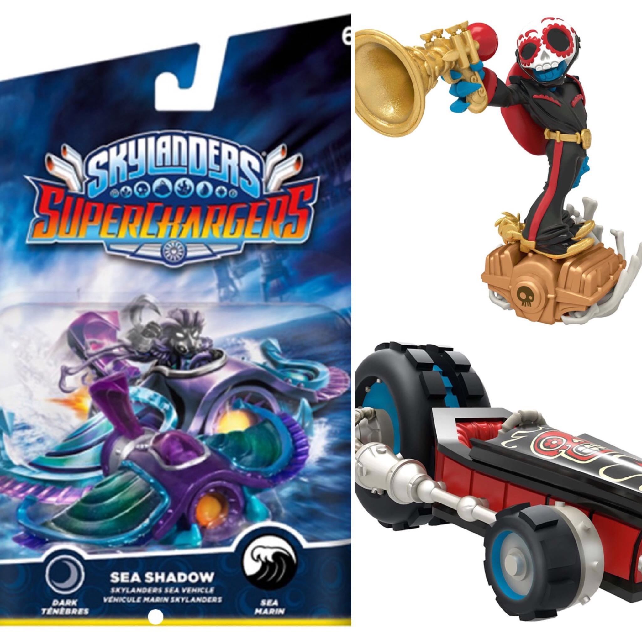 Gameplanet: SKYLANDERS SUPERCHARGERS 99 c/u