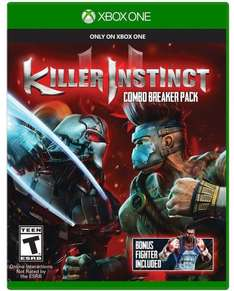 Liverpool Online: Killer Instinct XBOX ONE