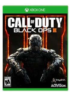 Amazon: Call of Duty: Black Ops III - Xbox One o PS4