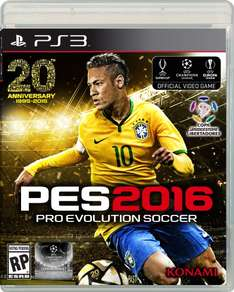 AMAZON MX: PES 2016 ps3