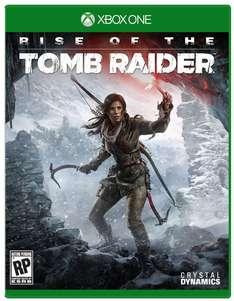 Amazon Mx: Rise of Tomb Raider + Envío Gratis XBOX ONE