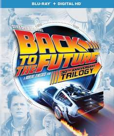 Amazon Mx: Volver al Futuro 30 Aniversario [Blu-ray]