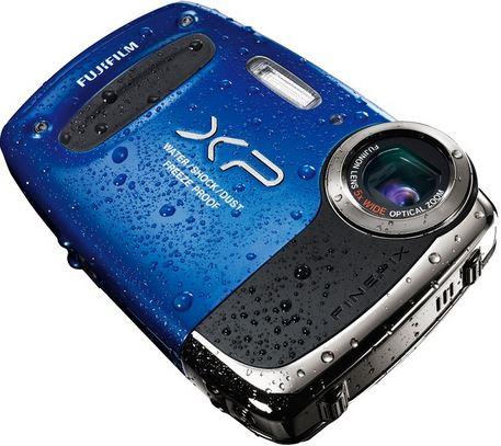 Walmart: cámara acuática Fuji XP50 $1,090 y 18 meses sin intereses