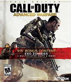 Amazon MX: Call of Duty: Advanced Warfare - Gold Edition (Xbox 360 y PS3)