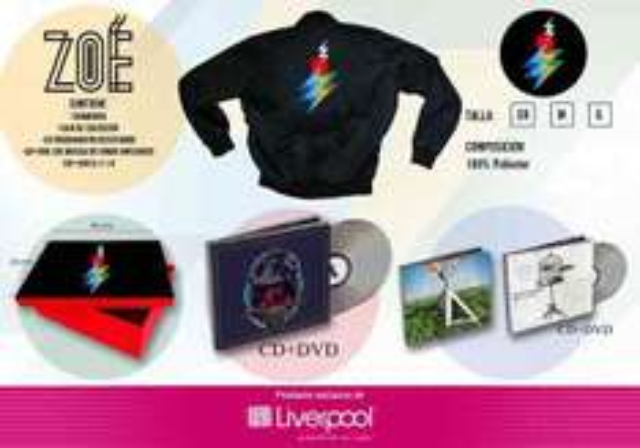 Liverpool: paquete especial para fans de zoé a $999