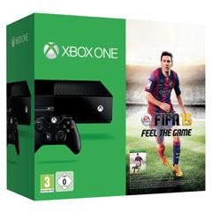El Buen Fin en HEB: Xbox One con FIFA 15 $4,999 ($4,444 con Banamex)