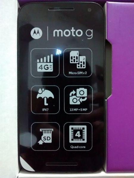 Elektra: MOTO G3 16GB 1RAM DUALSIM LIBERADO