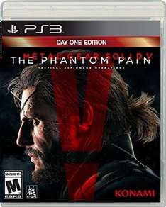 Amazon MGSV Ps3 $560 o menos