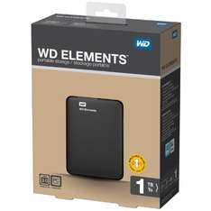 Amazon Mx: HD Externo Western Digital 1TB USB 3.0 + Envío Gratis
