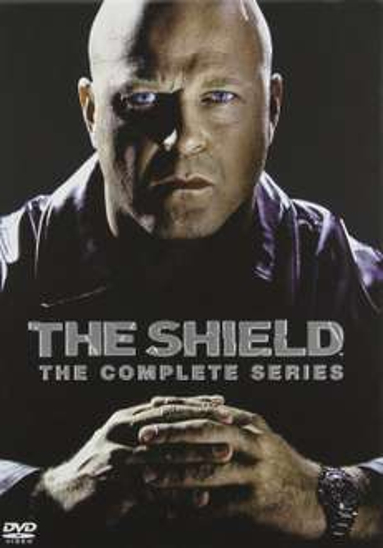 Amazon MX, The Shield serie completa