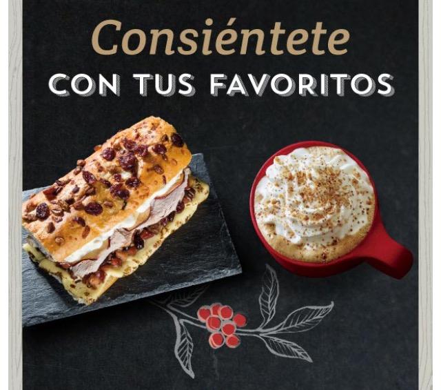 Starbucks: Compra 2 productos participantes y te regalan 1
