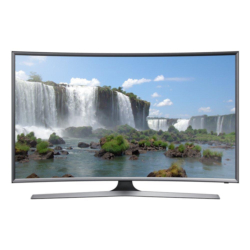 "Amazon MX Samsung UN48J6500AFXZX Televisor 48"" LED Full HD Smart TV Curved, 120HZ, negro"