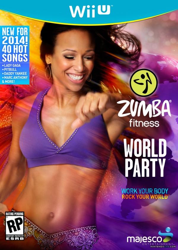 Nintendo eshop Zumba Fitness