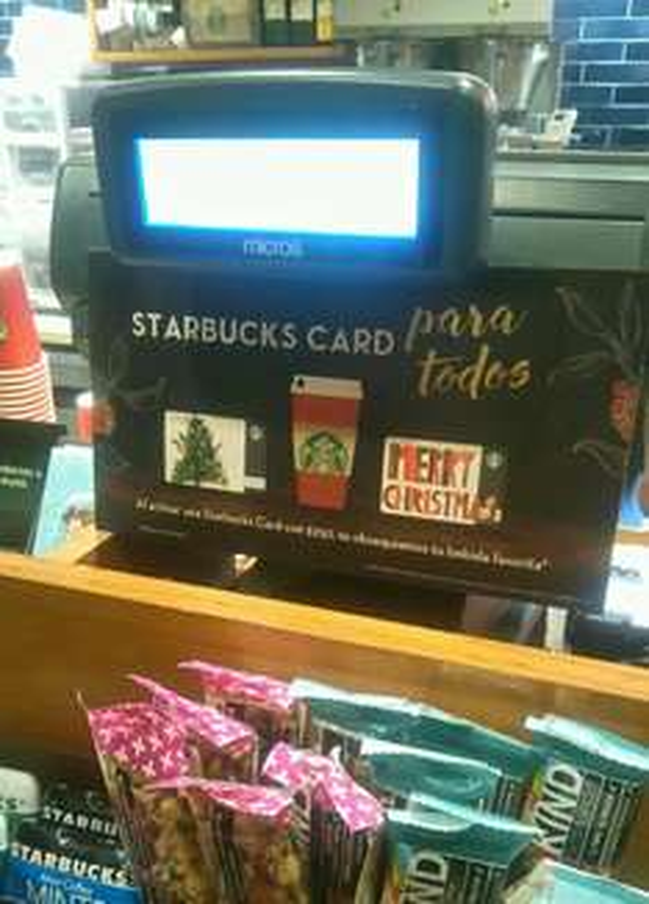 Starbucks: Bebida favorita gratis al activar Starbucks Card con $250