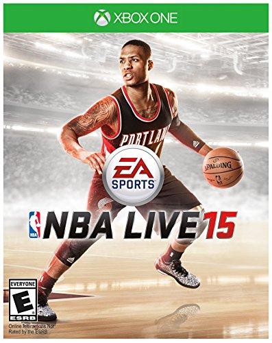 NBA Live 2015 para Xbox One En Amazon a Buen precio!!
