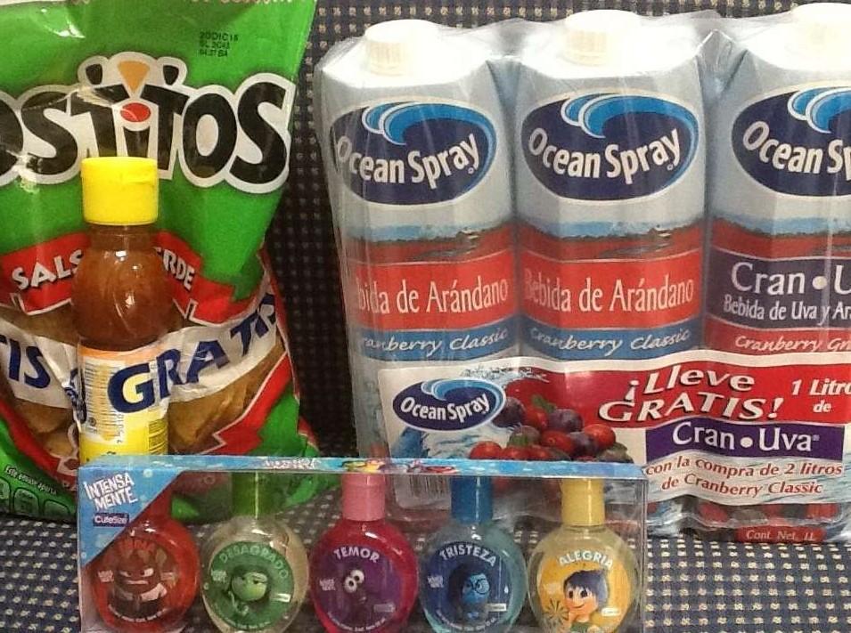 Walmart Triana: Tripack Jugos Ocean Spray $43, Chicharrones Sabritas 2X$49.90, Pantiprotectores Kotex 2X$30 y más