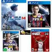 AMAZON: Listado de juegos de deportes a buen precio para Xbox One y Playstation 4