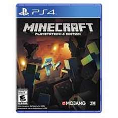 Chedraui Online : Minecraft PS4,