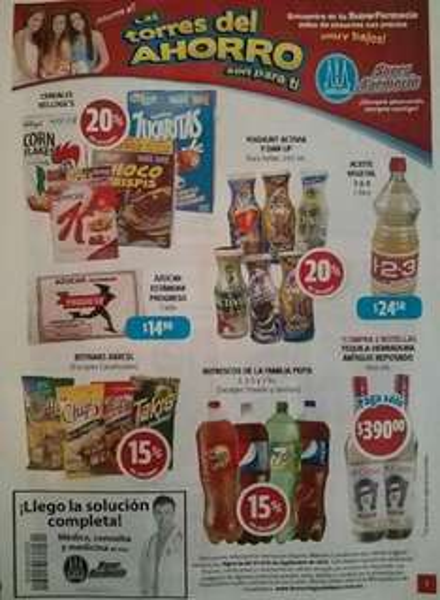 Folleto Farmacias Guadalajara 1 al 14 de septiembre 2013