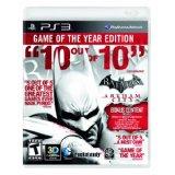 Amazon MX: Batman: Arkham City: GOTY PS3 a $217.94