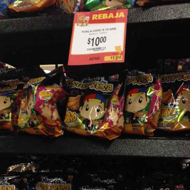 Walmart: vuala edición chavo del ocho y minions a $10