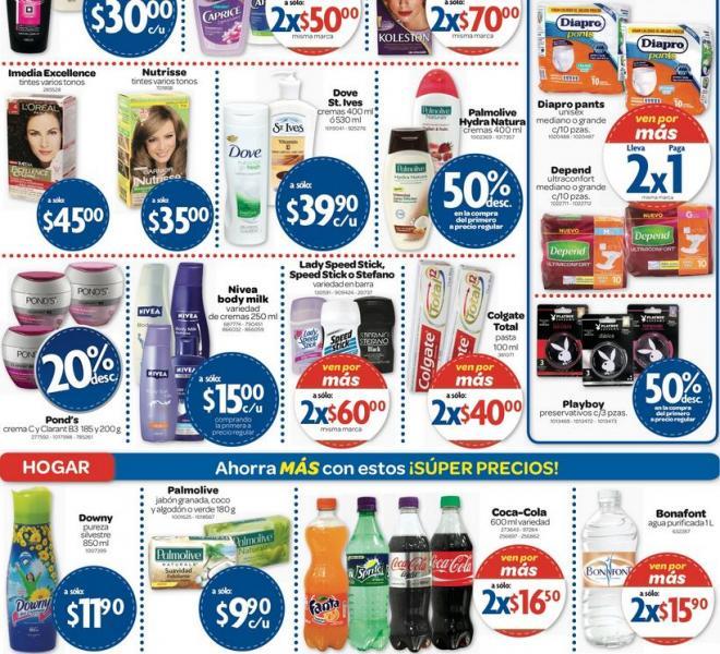 Farmacias Benavides: 40% de descuento en pañales, folleto al 12 de septiembre y +