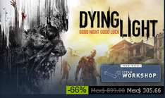 STEAM: Dying Light a $305.66