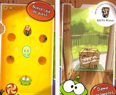 Cut the Rope para iPhone, iPad y iPod gratis