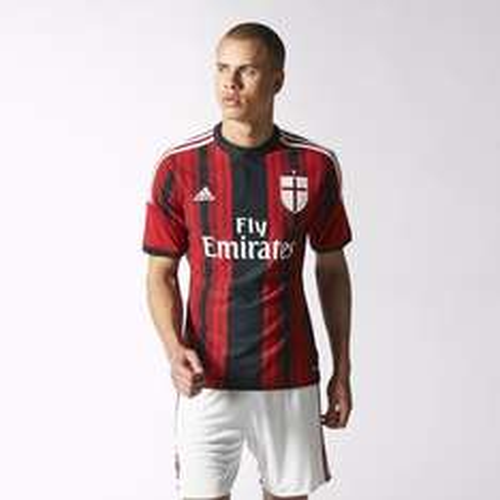 Adidas: Jersey Local Milan 14/15