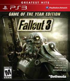Amazon MX: Fallout 3 PS3 Game Of The Year Edition + 5 DLC´s