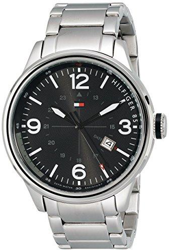 Amazon: Reloj Tommy Hilfiger de cuarzo para hombre modelo 1791105